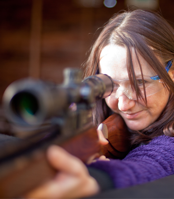 Learn How to shoot an Air Rifle