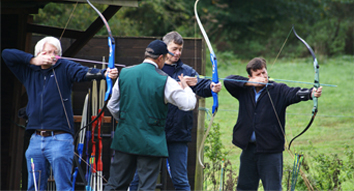 Learn Archery in the Forest of Dean
