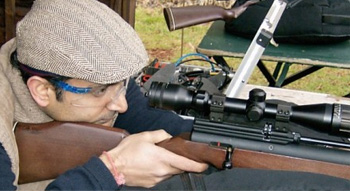 Air Rifle Shooting